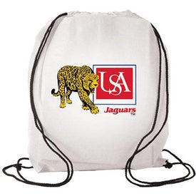 Advertising Non-Woven Drawstring Backpack