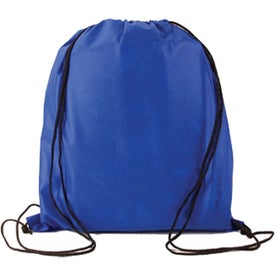 Non-Woven Drawstring Backpack for Your Church