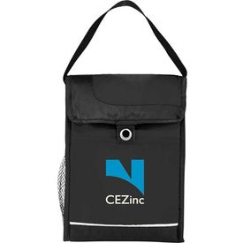 Nosh Lunch Bag with Your Slogan