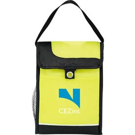 Logo Nosh Lunch Bag