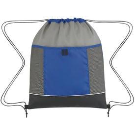 Nova Drawstring Backpack for Your Church