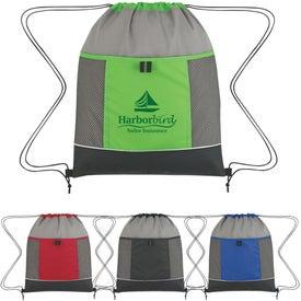 Nova Drawstring Backpack for Customization