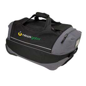 Numer Duffel Bag Imprinted with Your Logo