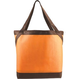 Non Woven Sail Away Carryall Bag Branded with Your Logo