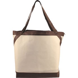 Advertising Non Woven Sail Away Carryall Bag