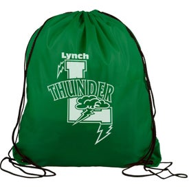 Polyester Drawstring Back Pack for Your Company