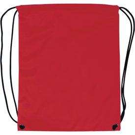 Nylon Drawstring Backpacks for Your Company