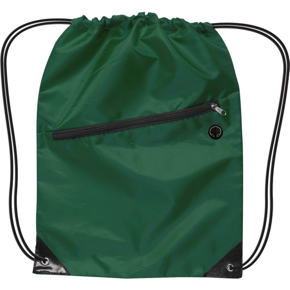 Nylon Drawstring Backpack 61