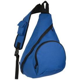 Company Nylon Sling Bag