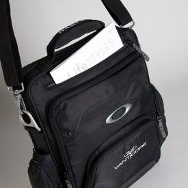 Custom Oakley Vertical Messenger Bag
