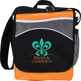 The Oasis Messenger Bag Printed with Your Logo