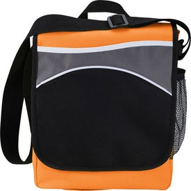 Monogrammed The Oasis Messenger Bag