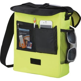 The Oasis Messenger Bag Branded with Your Logo