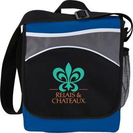 The Oasis Messenger Bag for Marketing