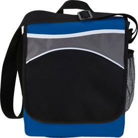 Personalized The Oasis Messenger Bag