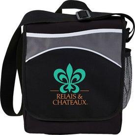 Branded The Oasis Messenger Bag