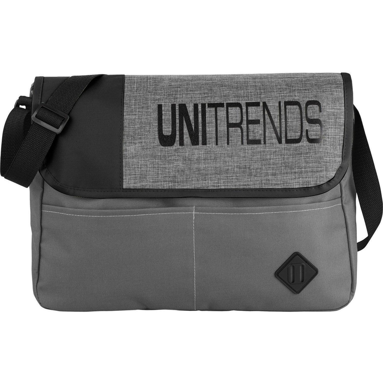 Offset Convention Messenger Bag