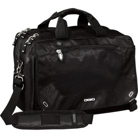 OGIO Corporate City Corp Messenger Bag Imprinted with Your Logo