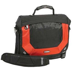 OGIO Jack Pack Messenger Bag Printed with Your Logo