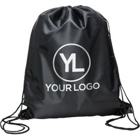 Olympian Drawstring Backpacks
