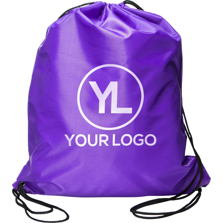 Custom Drawstring Bags With Logo