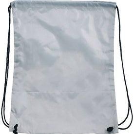 Custom Olympian Drawstring Backpack