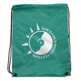 Olympian Drawstring Backpack for Your Company
