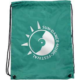 Olympian Drawstring Backpack Giveaways
