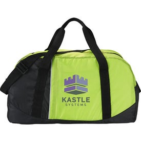 Promotional The Olympian Sport Duffel Bag