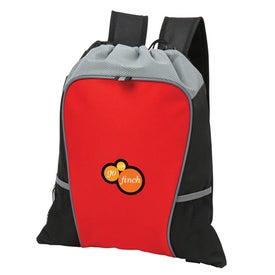 Omega Cinch Backpack for Promotion