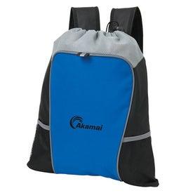 Advertising Omega Cinch Backpack