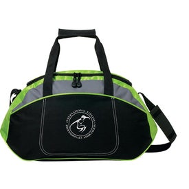 Slant Duffel Imprinted with Your Logo