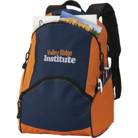Personalized On the Move Backpack