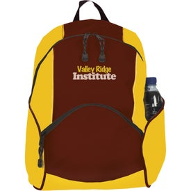 Branded On the Move Backpack