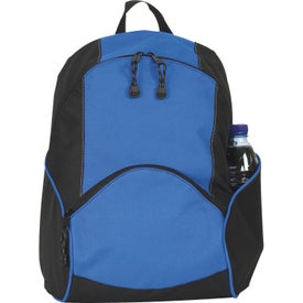 Advertising On the Move Backpack