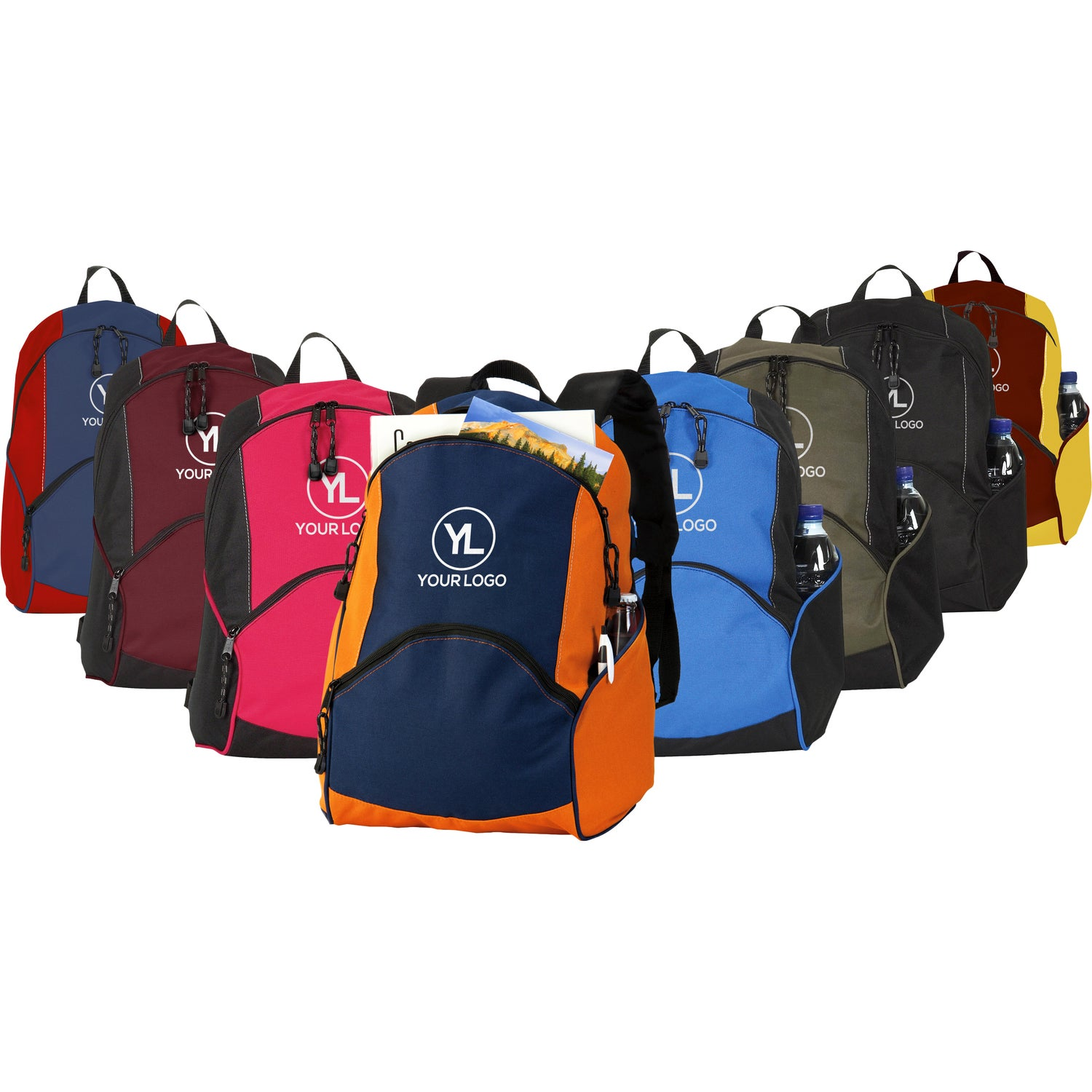 On the Move Backpack