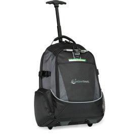 Optimus Wheeled Backpack for Marketing