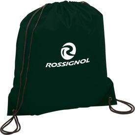 Custom The Oriole Drawstring Backpack