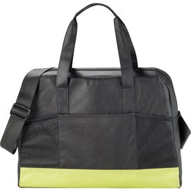 Custom The Outlook Brief Bag