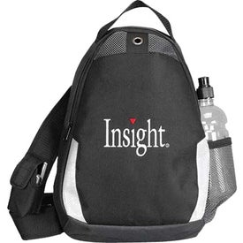 Overnight Sensation Slingpack Imprinted with Your Logo