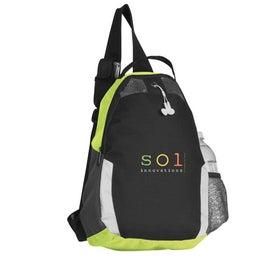 Branded Overnight Sensation Slingpack