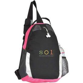 Customized Overnight Sensation Slingpack