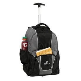 Personalized Overnight Wheeled Backpack