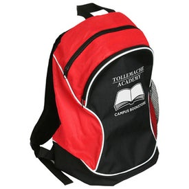 Pack Leader Backpack Imprinted with Your Logo