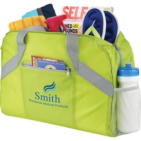 Packaway Duffel Bag for Customization