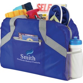 Custom Packaway Duffel Bag