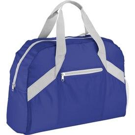 Packaway Duffel Bag with Your Slogan