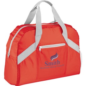 Packaway Duffel Bag for Marketing
