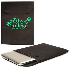 Padded Laptop Sleeve - Non-Woven - 75GSM Imprinted with Your Logo