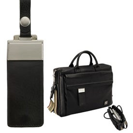 Padova Throw Leather Briefcase for your School